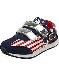 Zebra Boys Mesh Sneakers