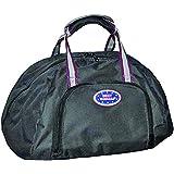 Premium Padded Horse Tack Helmet Carry Case Tote Bag