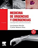 img - for Medicina de urgencias y emergencias + acceso web: Gu a diagn stica y protocolos de actuaci n (Spanish Edition) book / textbook / text book