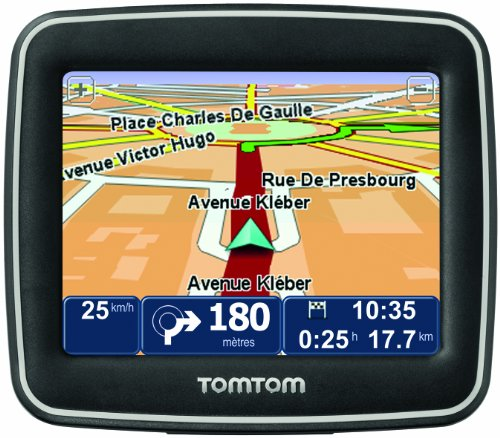 TomTom Start Europe Sat Nav - Black