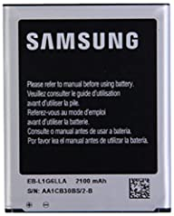 Samsung Original Genuine OEM Samsung Galaxy S3 2100 mAh Spare Replacement Li-Ion Battery with NFC…