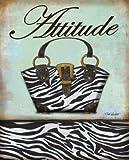 Exotic Purse III - mini Fashion Art Print Poster by Todd Williams, 8x10 Art Poster Print by Todd Williams, 8x10