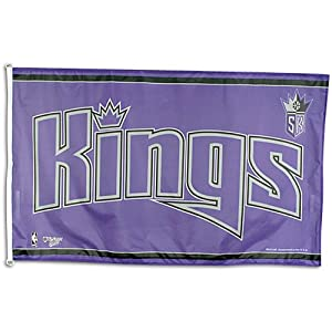 Kings WinCraft NBA 3 X 5 Flag by WinCraft