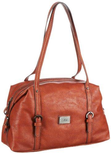 Gabor Tilda Handbag Womens Orange Orange (orange 92) Size: 37x22x14 cm (B x H x T)
