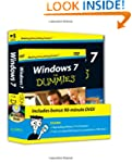 Windows 7 For Dummies Book and DVD Bu...