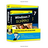 Windows 7 For Dummies Book + DVD Bundleby Andy Rathbone