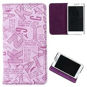 DooDa PU Leather Flip Case Cover For Lenovo P1m
