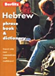 Hebrew Phrase Book and Dictionary (Be...