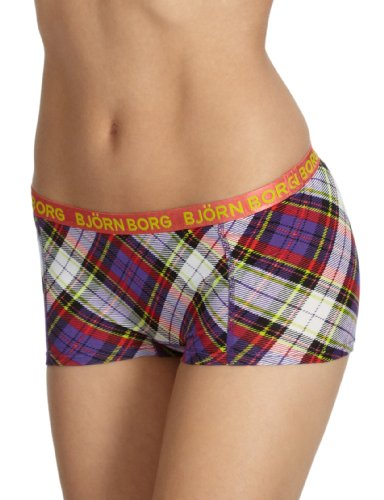 Bjorn Borg Punk Check Mini Shorts