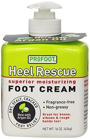 Profoot Care Heel Rescue Superior Moisturizing Foot Cream, 16 Oz
