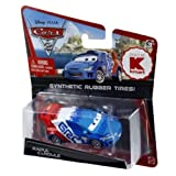 Disney/Pixar CARS 2 Movie 155 Die Cast Car With Synthetic Rubber Tires Raoul CaR