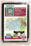 Gardeneer By Dalen Pond and Pool Protective Floating Netting 14 x 14
