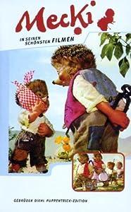 Mecki in seinen schönsten Filmen (Puppentrickfilm) [VHS]