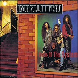 Impellitteri Victim Of The System