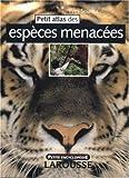 echange, troc Yves Sciama - Petit atlas des espèces menacées