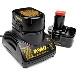 DeWalt DC742KA Battery and Charger