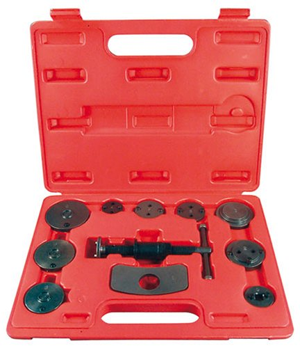 Astro Pneumatic 7860 11-Piece Caliper and Brake Service Tool Kit
