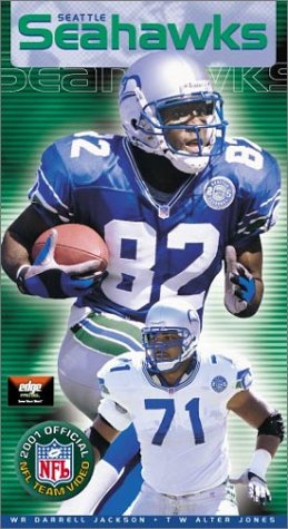 Seattle Seahawks 2001 NFL Team Video [VHS] at Amazon.com