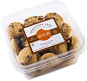 WOW Mini Chocolate Chip Cookies 12oz (Glueten Free)