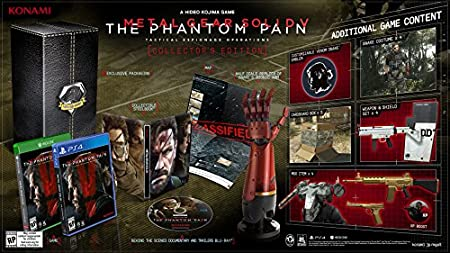 Metal Gear Solid V: The Phantom Pain - Xbox One Collector's Edition