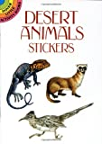 Desert Animals Stickers (Dover Little Activity Books Stickers)