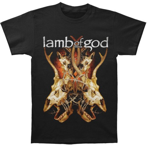 Band Merch Lamb Of God Tangled Bones T-Shirt Large