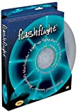 Nite Ize Flashflight L.E.D Light Up Flying Disc (Turquoise, Large)
