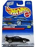 Hot Wheels Ferrari F40 1999 #1003 W/5spokes