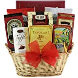 GreatArrivals Gift Baskets Snack Attack Gourmet Snack Basket, Small, 3 Pound