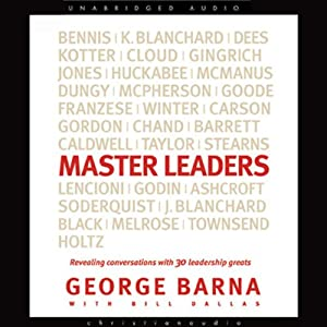 Master Leaders Audiobook