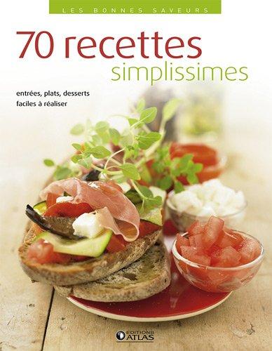 70 recettes simplissimes