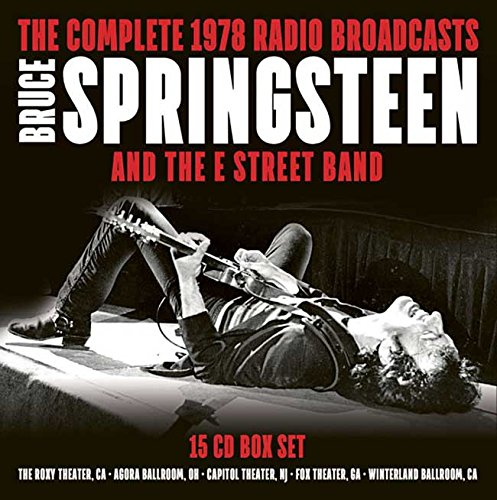 Bruce Springsteen - The Complete 1978 Radio Broadcasts (15cd-Box) - Zortam Music