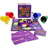 Dice Games for Family Game Night. Zip is Yahtzee on Steroids.