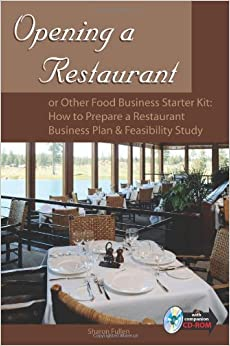 Business plan for opening a restaurant in uk