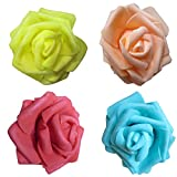 DCS Decorative Water Floating Flowers Set of 4