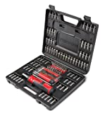 TEKTON 2841 Everybit and Electronic Repair Screwdriver Bit Set, 135-Piece