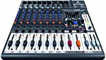 Behringer XENYX X1222USB Premium 16-Input 2/2-Bus Mixer with XENYX Mic Preamps & Compressors from Behringer
