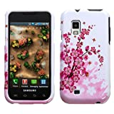 Design Hard Protector Skin Cover Cell Phone Case for Samsung Fascinate / Mesmerize (Galaxy S) I500 U.S. Cellular,Verizon Wireless – Spring Flowers