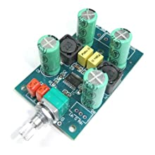DROK® TPA3123 Digital Stereo Amplifier Class D Power Amp Kit Mini Audio Ampli Module 25Wx2
