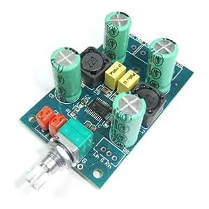 DROK® TPA3123 Digital Stereo Amplifier Class D Power Amp Kit Mini Audio Ampli Module 25Wx2