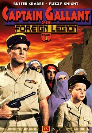 Captain Gallant And The Foreign Legion Season 1