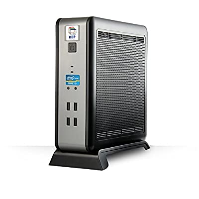 RDP Mini PC | XL-700 - Mini Desktop Computer (Intel Core i3 Processor 3.3GHz / 2GB DDR3 RAM / 500 GB HDD) - Size...