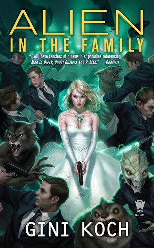 "Alien in the Family (Katherine ""Kitty"" Katt, #3)"