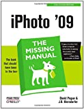 img - for iPhoto '09: The Missing Manual book / textbook / text book