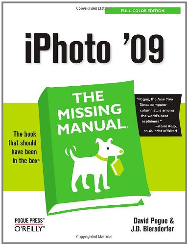 iPhoto '09: The Missing Manual