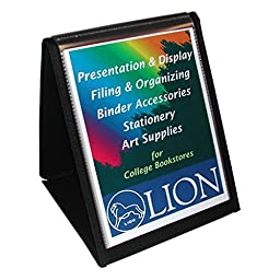 LIO39009 - Lion Flip-N-Tell Display Easel Book