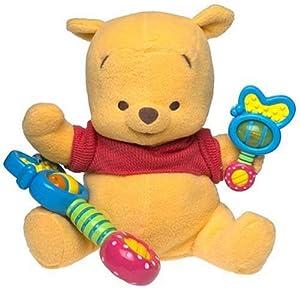 Fisher-Price Magic Rattle Pooh