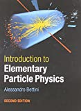 Introduction to Elementary Particle Physics