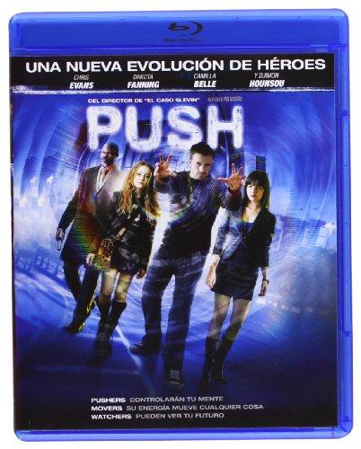 Push (Blu-Ray) (Import) (European Format - Region B) (2012) Colin Ford; Joel Gretsch; Djimon Hounsou; Dak