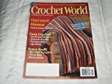 img - for Crochet World October 2009 (Vol. 32, No. 5) book / textbook / text book